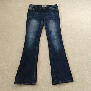Dear john denim jeans boot cut